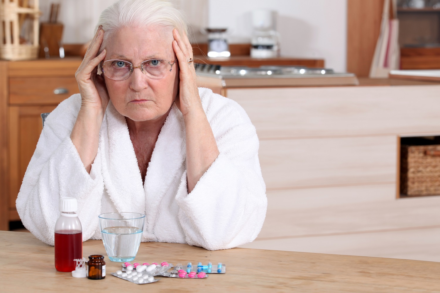 Medication errors can lead to elder abuse