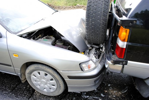 Determining pain and suffering compensation in a car accident