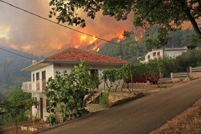 Wildfires Continue Destroying Homes In California