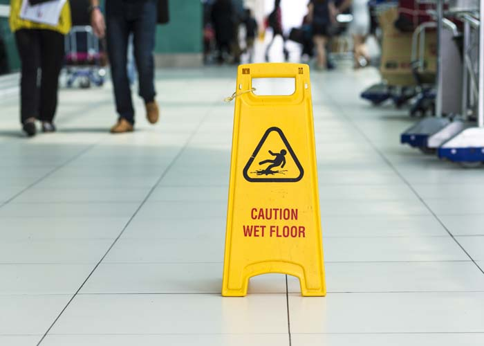 Slip and Fall Accidents Injure People Worse Than Wrecks